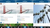 Latest Instagram update brings landscape and portrait orientation for images