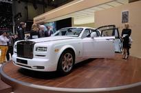 Rolls Royce Serenity unveiled at 2015 Geneva Motor Show