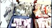 Law firm office in GK raided; large amount in old, new notes recovered