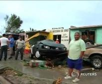 Tornado kills at least 13 in Mexican border with U.S.