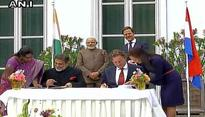 India, Netherlands ink MoU on water cooperation