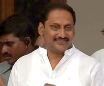 Kiran Kumar Reddy reveals name of his new party
