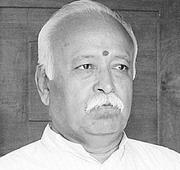 RSS Chief: We Never Tried Conversion