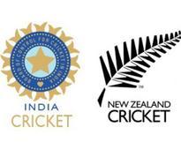 New Zealand beat India by 6 wkts in 1st ODI