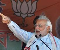 Vadra a magician for making Rs 300 crore in four years: Modi