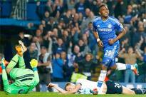 Age no barrier for Eto'o as Chelsea win