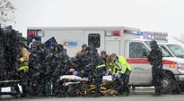 Colorado shooting: Three killed, including one policeman; gunman arrested