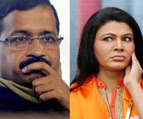 Rakhi Sawant wants to contest against Arvind Kejriwal on BJP ticket