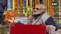 Congres denied my 2013 proposal to redevelop Kedarnath: PM Modi