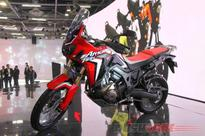 Honda Africa Twin CRF1000L CKD  Auto Expo 2016