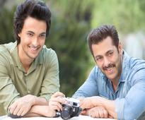 Salman Khan`s next starring Aayush Sharma titled `Loveratri`!