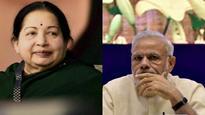 Jayalalithaa urges PM Modi to get fishermen released from Sri Lanka