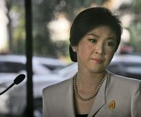 Thai PM calls for dialogue to end crisis
