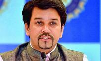 Congress targets Dhumal and son