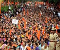 Maratha silent march in Sangli, pressing for ...