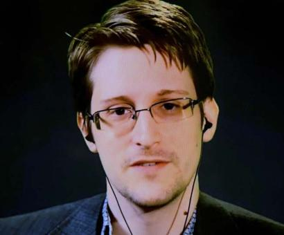 Smartphones can be hacked with just one text: Edward Snowden