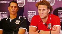Diego Forlan up for the ISL challenge