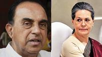 Sonia cooked up 'Hindu terror business' in 2011-12 and wanted to declare Emergency: Subramanian Swamy
