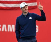 Europe fight back against the U.S. at Ryder Cup