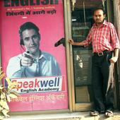 English Vinglish: India's other half that struggles to keep up
