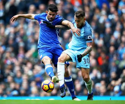 EPL PHOTOS: Ruthless Chelsea rally to sink Man City; Spurs thrash Swansea