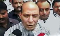 Rajnath Singh trashes all charges against his son