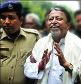 Mukul Roy comes out smiling, TMC rattled