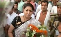 Union Minister Smriti Irani to Visit Amethi on First Anniversary of Government on May 26