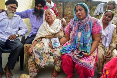 Iraq tragedy: Nitish to help kin of Indians killed in Mosul