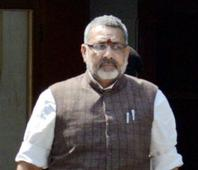 Giriraj Singh sticks to his stand, says won't apologise for Pakistan remark