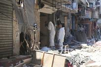 Lebanon: 5 dead, 13 injured in suicide bombing attack
