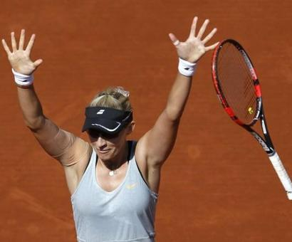 PHOTOS: Third seed Halep knocked out of French Open