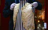 Captain James Cook waistcoat fails to sell at Sydney auction