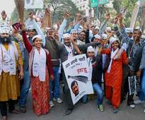 Delhi assembly elections: AAP in knots after high profile exits