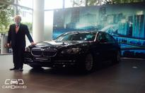 BMW launches 7 Series ActiveHybrid at INR 1.35 Crore
