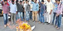 Aamir Khan's effigies burnt in Punjab and Noida