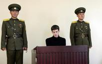 North Korea says imprisoned American tried to become 'second Snowden'
