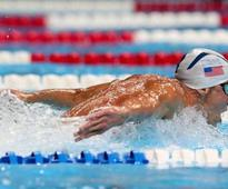 Michael Phelps Flies Into Fifth Olympics, Missy Franklin Also Rio-Bound