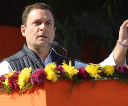 Rahul accepts 'people's verdict', says party fought anger with dignity