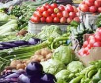 Vegetables drive retail inflation to the highest in three years