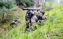 Gunfight in Jammu as militants enter India from Pakistan