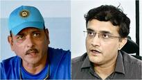 Shastri, Ganguly should have minded their language