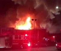 9 killed in overnight fire in US