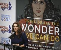 Wonder Woman named special U.N. ambassador