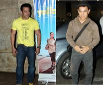 Khans Clash! Salman and Aamir to Battle for Maximum Viewers