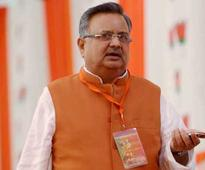 Cong's poor show in election is Rahul's defeat: Raman Singh