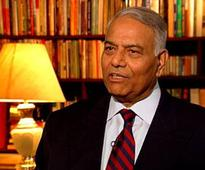 Yashwant Sinha objects to PM's proposed address at nuclear meet