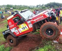 Image Gallery: 2016 Rainforest Challenge India Day 2