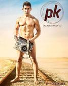 PK poster: Alien, adi manav or drunkard? Aamir keeps us guessing
