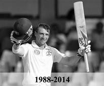 Phillip Hughes' death shocks cricket world